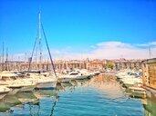 France, Marseille, marina - FRF00675