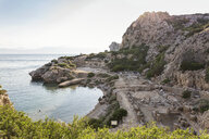 Greece, Gulf of Corinth, Loutraki, Heraion of Perachora, ancient excavation site - MAMF00108