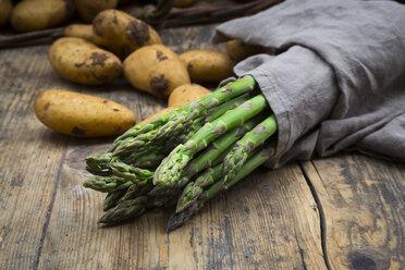 Organic green asparagus - LVF07027