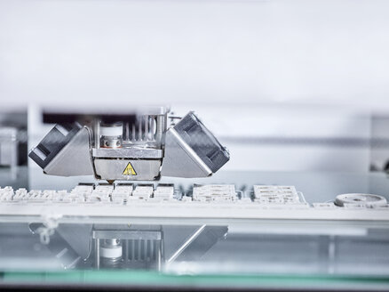 Detail of 3D printer - CVF00713