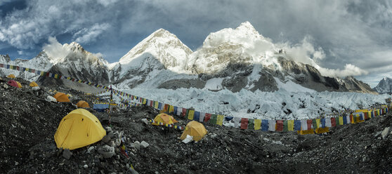 Nepal, Solo Khumbu, Everest, Sagamartha National Park, Base Camp - ALRF01243