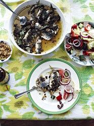 Greek baked sardines - CUF28568