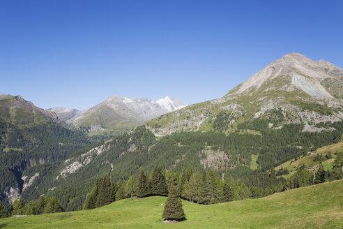 Austria, Salzburg State, Grossglockner peak, Hohe Tauern National Park - GWF05528