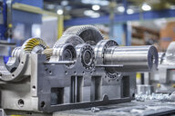 Industrial gearbox in factory - CUF30729
