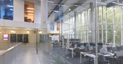 Modern library and computer lab - CAIF20881