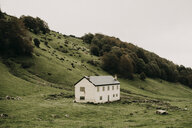 France, Abandoned house on a mountain - ACPF00044