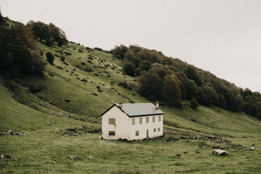 France, Abandoned house on a mountain - ACPF00044