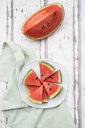 Sliced watermelon - LVF07115