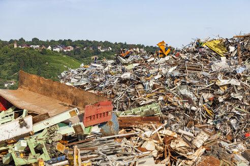 Germany, Stuttgart, landfill - WDF04697