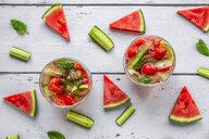 Melon cucumber water, detox - SARF03790