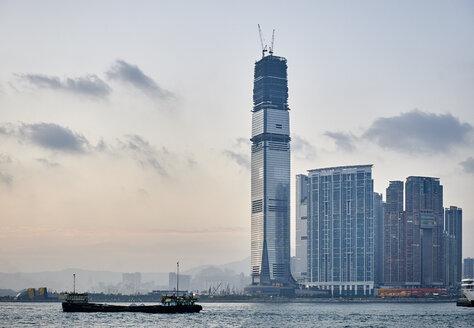 Cityscape, Tsim Sha Tsui, Hong Kong - ISF13132