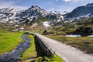 Switzerland, Canton of Uri, Tremola, Gotthard Pass - STSF01645