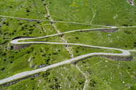 Switzerland, Canton of Glarus, Glarus Alps, Linthal, Klausen Pass - STSF01653
