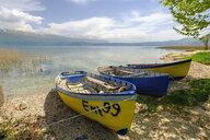 Albania, Korca, Lake Ohrid - SIEF07804
