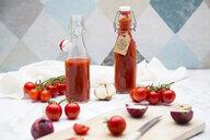 Homemade tomato ketchup - LVF07168