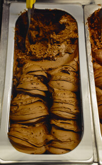 Dark chocolate icecream - BZF00408