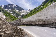 Switzerland, Valais, Nufenen Pass - STSF01660