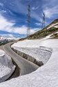 Switzerland, Valais, Nufenen Pass - STSF01663
