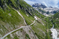 Switzerland, Valais, Nufenen Pass - STSF01666