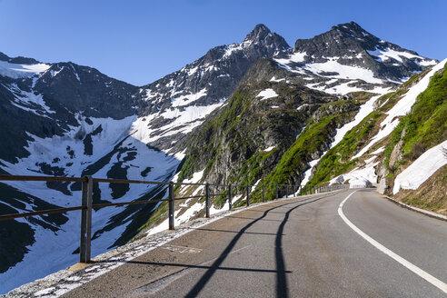 Switzerland, Canton of Uri, Susten Pass - STSF01675