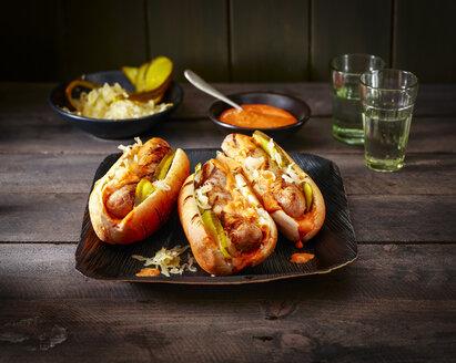 Hot Dogs - KSWF01952