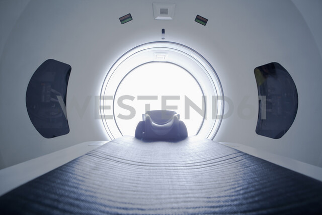 Inside of CT scanner - ISF15780