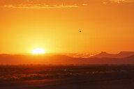 Namibian sunset - CUF38952