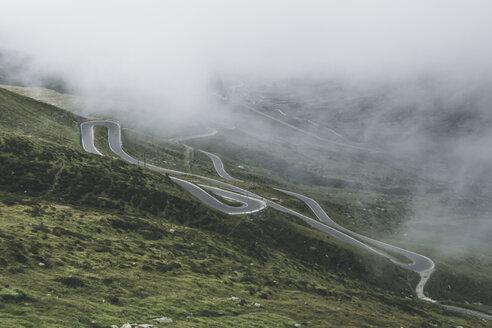 Switzerland, Grisons, Spluegen, Spluegen pass road - DWIF00938