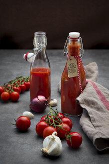 Homemade tomato ketchup - LVF07294
