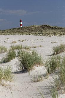 Germany, North Frisia, Sylt, Lighthouse List East - GFF01071