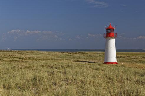 Germany, North Frisia, Sylt, Lighthouse List East - GFF01074