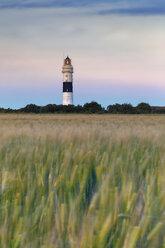 Germany, North Frisia, Sylt, Kampen lighthouse - GFF01080