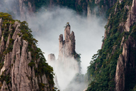 Huang Shan, Anhui Province, China - MINF00909