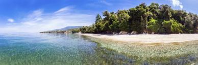 Greece, Aegean Sea, Pagasetic Gulf, Afissos, beach - AMF05838
