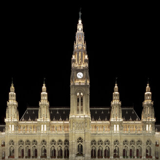 City Hall, Vienna, Austria - ISF17072