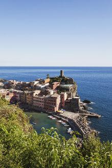 Italy, Liguria, Cinque Terre, Vernazza - GWF05586