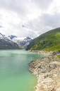 Germany, Salzburg State, Zell am See District, Mooserboden dam - AIF00514