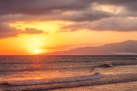 Spain, Andalucia, Tarifa, sunset - SMAF01071