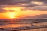 Spain, Andalucia, Tarifa, sunset - SMAF01071