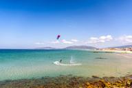 Spain, Andalucia, Tarifa, kite surfer - SMAF01074