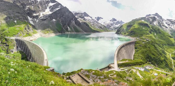 Austria, Salzburg State, Zell am See district, Mooserboden dam - AIF00530