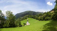 Austria, Carinthia, Bad Kleinkirchheim, Church St. Katharina im Bade - WWF04245