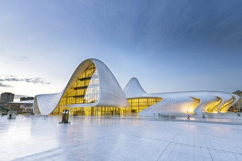 Azerbaijan, Baku, Heydar Aliyev Center - FP00182
