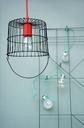 Upcycled metal basket - GISF00354