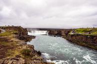 Iceland, Godafoss Waterfall - THAF02205