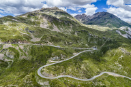 Switzerland, Graubuenden Canton, Livigno Alps, Bernina Pass - STSF01713
