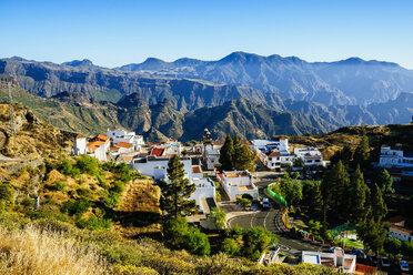 Spain, Canary Islands, Gran Canaria, Artenara - KIJF01981