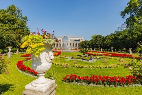 Germany, Cologne, Botanical Garden, Festival hall - WG01207