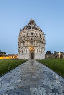 Italy, Pisa, Pisa Baptistery - RPSF00231