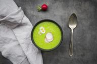 Radish green soup - LVF07362